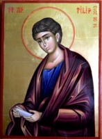 SFANTUL APOSTOL FILIP- Propovaduitor al credintei si dascal al tinerilor iubitori de Hristos!