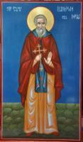 SFANTUL CUVIOS ILARION CEL NOU- Cinstitor al sfintelor icoane si mare dascal al vietii traite in jertfa pentru Hristos!