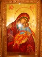 Catapeteasma Bisericii Sfantul Vasile cel Mare- Curtea de Arges