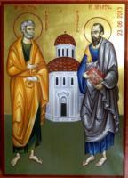 SFINTII APOSTOLI PETRU SI PAVEL- Parintii sufletelor noastre, cei ce ne-au nascut pe noi intru Hristos! Ocrotitorii celor lipsiti de libertate!